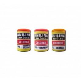 Anilina base oleo amarela pqn - und