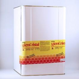 Cera microcristal laranja 15kg - sob encomenda