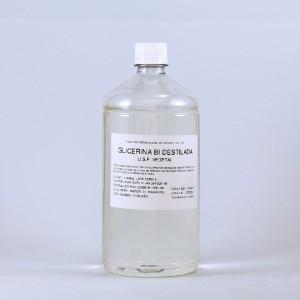 Glicerina bi-destilada 1000 ml - lt