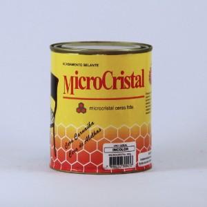 Cera microcristal mogno 750g - und