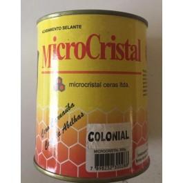 Cera Microcristal colonial 750GR - UND